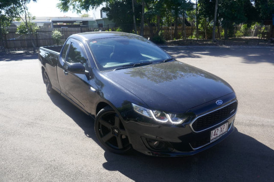 2015 Ford Falcon FG XR6 Utility