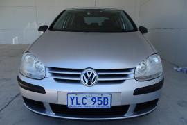 2007 Volkswagen Golf V  Trendline Hatchback