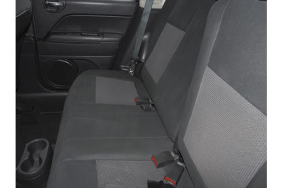 2012 Jeep Compass MK MY12 Sport Suv Image 5