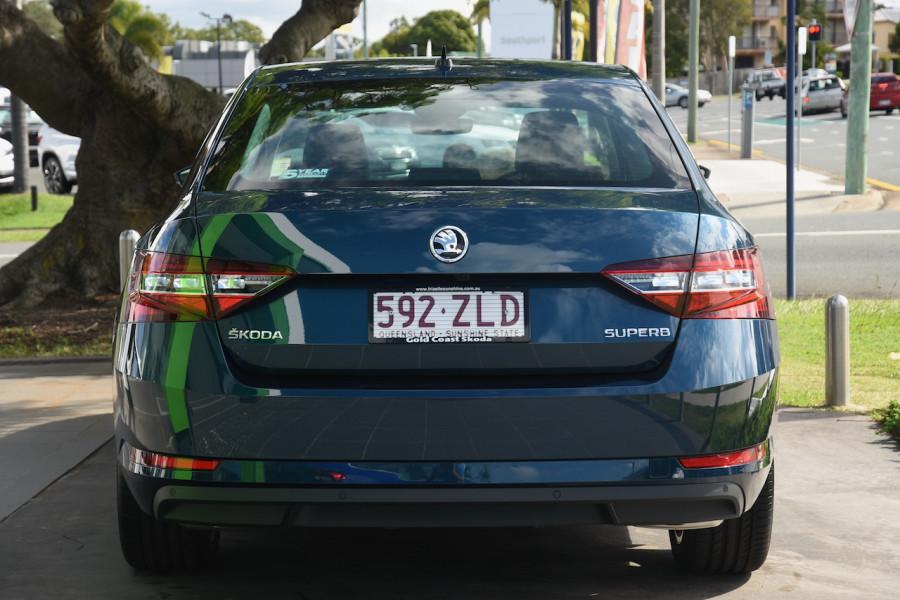 2019 Skoda Superb NP 162TSI Sedan Sedan Image 4