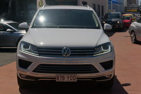 2018 Volkswagen Touareg 7P V6 TDI Suv Image 3