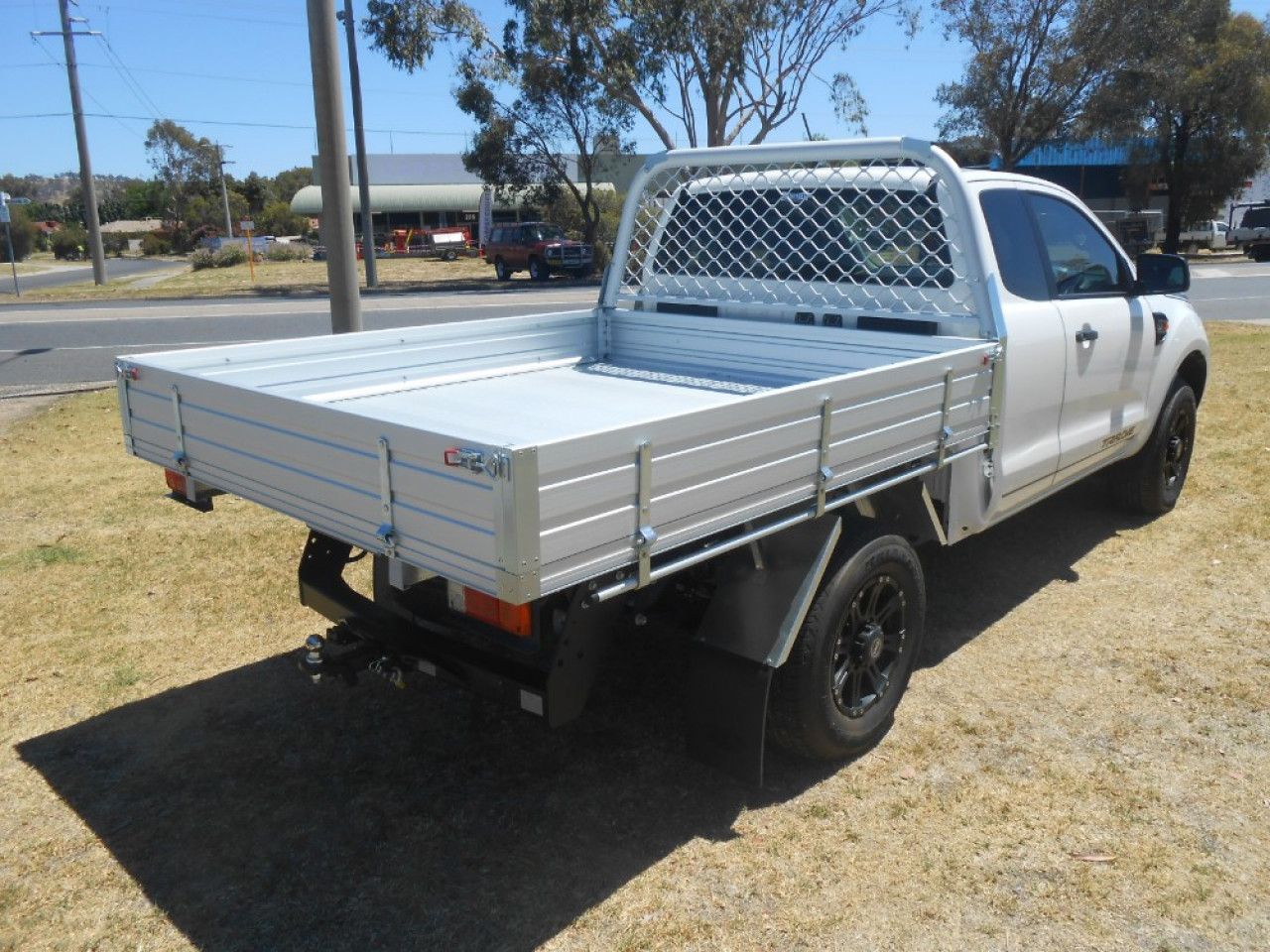 2018 MY19 Ford Ranger PX MkIII 4x4 XL Super Cab Chassis Cab chassis