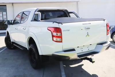 2018 Mitsubishi Triton MQ MY18 GLS Utility Image 3