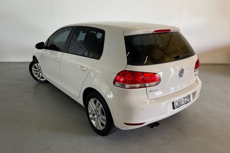 2012 Volkswagen Golf 118TSI Comfortline