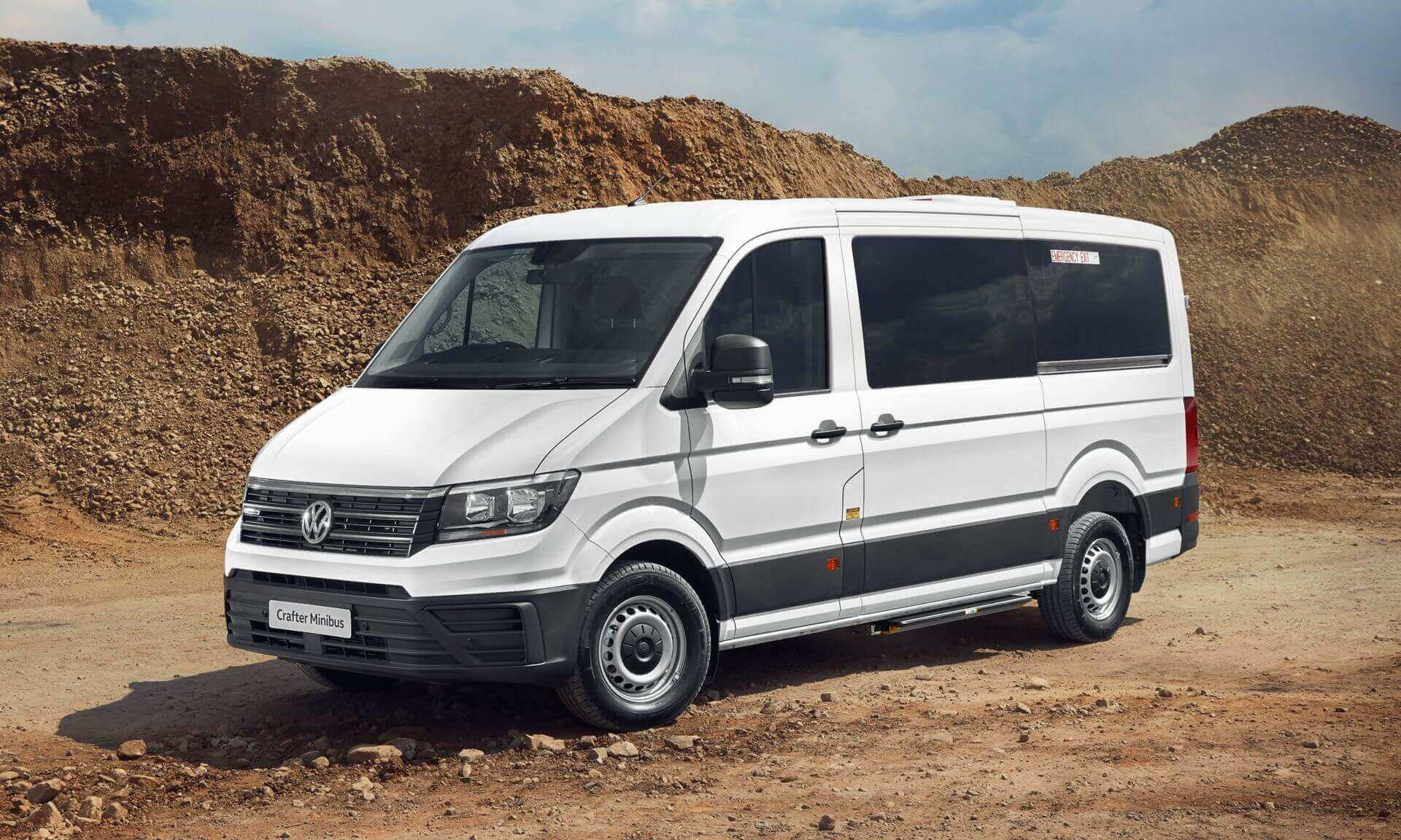 Crafter Minibus Gallery Image 3