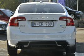2012 MY13 Volvo S60 T6 A R 13MY Sedan