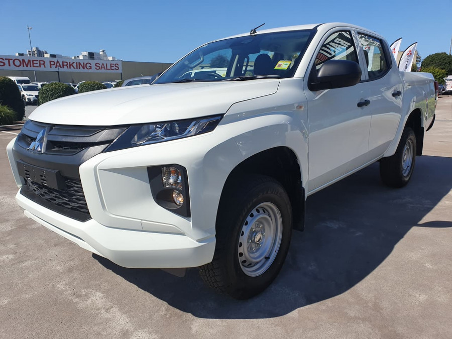 2019 Mitsubishi Triton MR GLX ADAS Double Cab Pick Up 2WD Utility