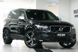 Volvo XC90 T6 Geartronic AWD R-Design L Series MY18
