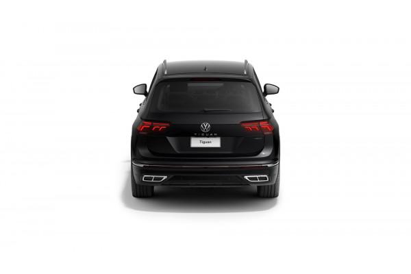 2021 Volkswagen Tiguan 5N 162TSI R-Line Suv Image 4