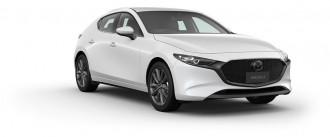 2021 Mazda 3 BP G20 Touring Hatchback image 6