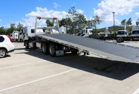 2018 Fuso Fighter 2427 MANUAL TILT TOW FREE SERVICING TOW + TILT 2427 Tilt tray