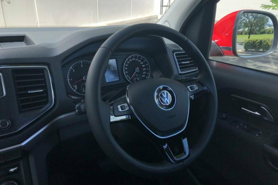 2018 MY19 Volkswagen Amarok 2H Highline Utility