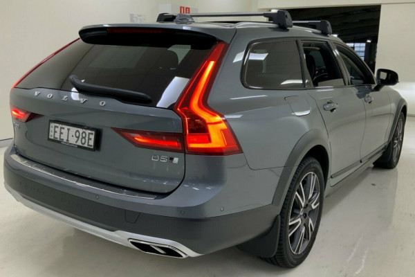 2019 MY20 Volvo V90 236 MY20 D5 Cross Country Inscription Wagon Image 4