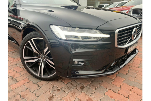 2019 MY20 Volvo V60 Z Series MY20 T5 Geartronic AWD R-Design Wagon Image 3