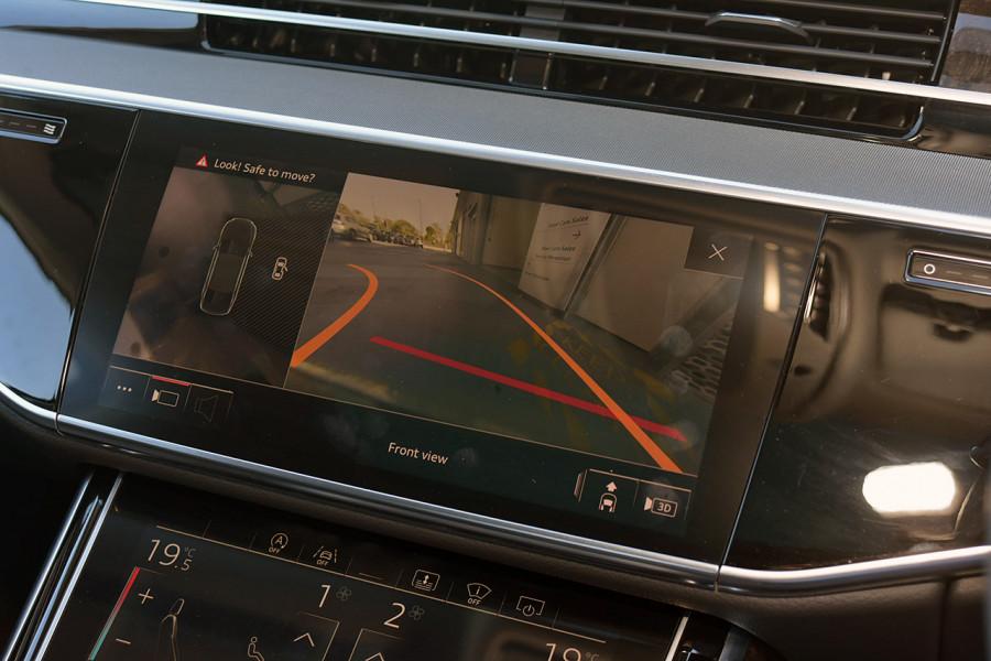 2018 Audi A8 4N MY18 50 TDI Sedan Mobile Image 16