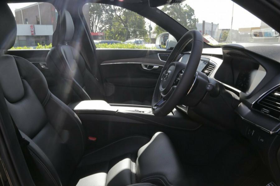 2018 Volvo XC90 L Series T6 R-Design Suv Mobile Image 8