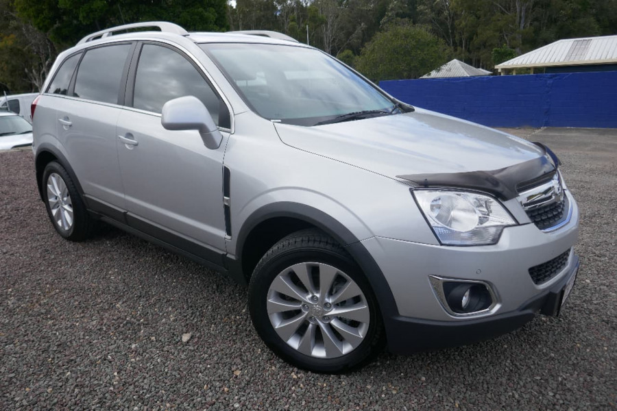 2004 MY14 Holden Captiva CG 5 Wagon