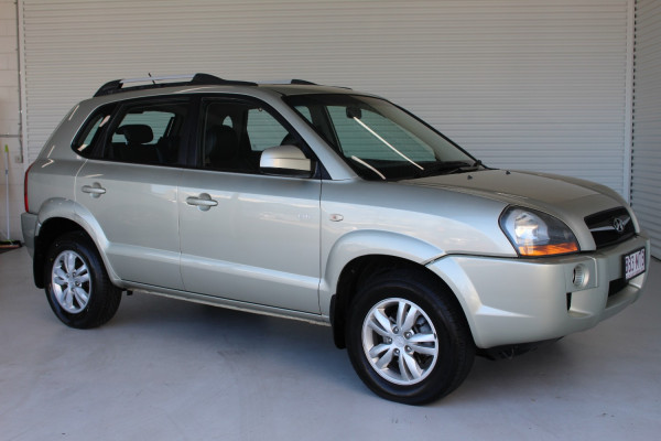 Hyundai Tucson CITY JM MY09