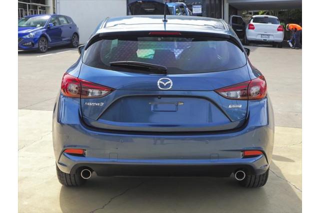 2017 Mazda 3 BN Series SP25 Hatchback Image 2