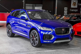 2016 Jaguar F-pace X761 MY17 30d First Edition Suv Image 3
