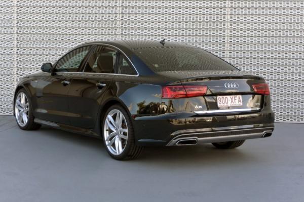 2015 Audi A6 4G MY15 S Line Sedan Image 4