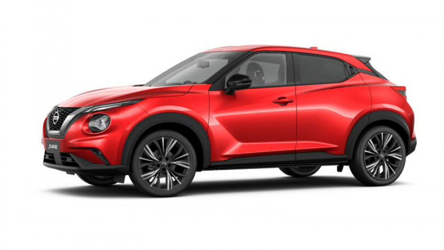 2020 Nissan JUKE F16 Ti Hatchback Image 34