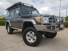 Toyota Landcruiser TROOP VDJ78R  GXL