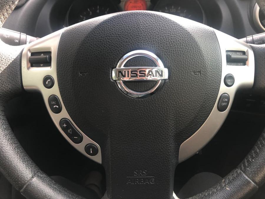 2007 Nissan DUALIS J10 Ti Wagon