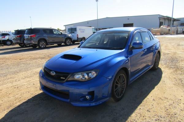2011 Subaru Impreza G3 MY11 WRX Sedan Image 4