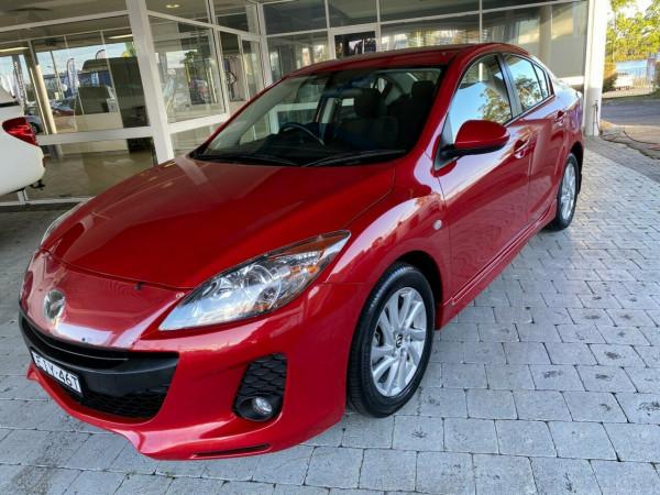 2012 Mazda 3 Maxx - Sport Sedan