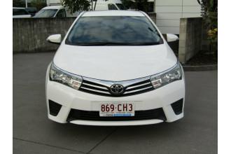 2014 Toyota Corolla ZRE172R Ascent S-CVT Sedan Image 2