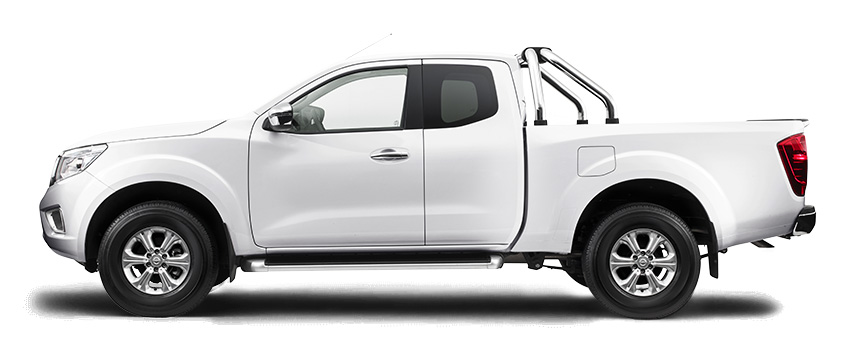 2015 Nissan Navara NP300 ST 4X4 King Cab Pickup Utility