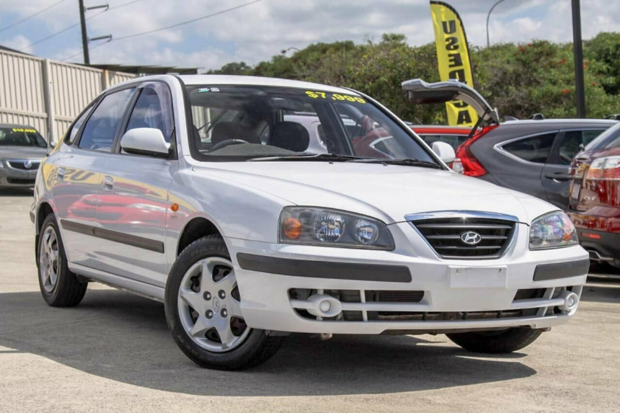 2005 Hyundai Elantra XD 05 Upgrade 2.0 HVT Hatchback Image 1