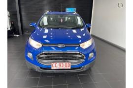 2017 Ford EcoSport BK Titanium Suv Image 2