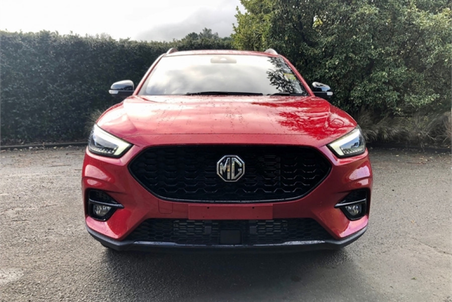 2021 MG ZS T Excite Rv/suv