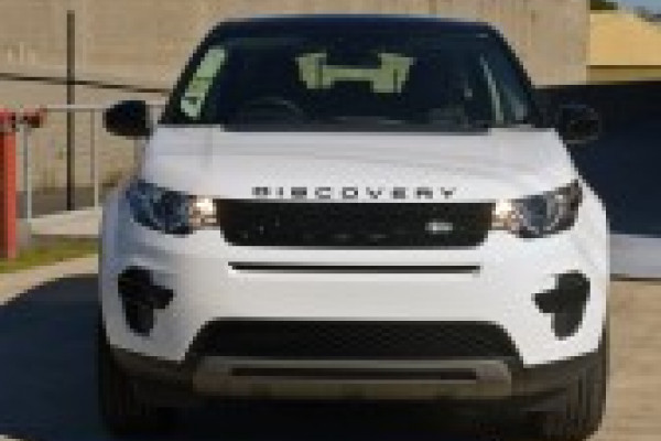 2019 Land Rover Discovery Sport L550 19MY SD4 Suv Image 3