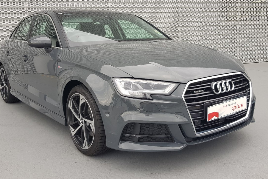 2019 MY20 Audi A3 8V MY20 40 TFSI Sedan Image 1