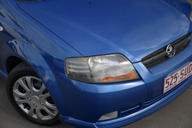 2006 Holden Barina TK Hatchback Image 16