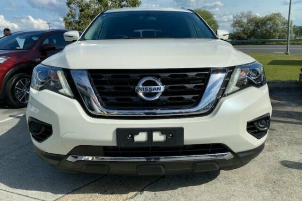 2018 MY17 Nissan Pathfinder R52 Series II MY17 ST X-tronic 2WD Suv Image 2