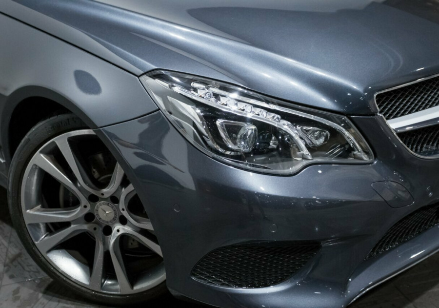 2014 Mercedes-Benz E250 CDI C207 MY14 7G-Tronic + Coupe