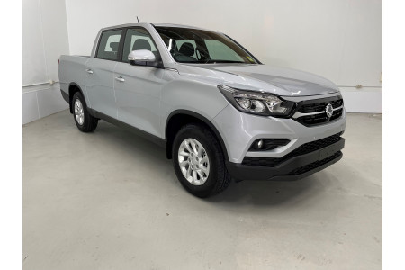 2021 MY20.5 SsangYong Musso Q201 ELX XLV Utility Image 3