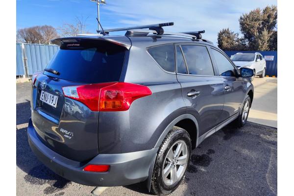 2015 Toyota RAV4 ALA49R MY14 GXL Suv Image 4