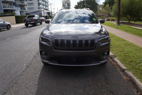 Jeep Cherokee S-Limited KL