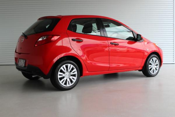 2008 Mazda 2 DE10Y1 NEO Hatchback Image 2