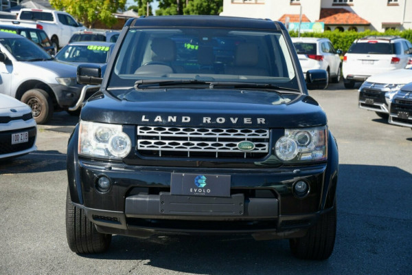 2010 MY11 Land Rover Discovery 4 Series 4 MY11 SDV6 CommandShift SE Wagon Image 2