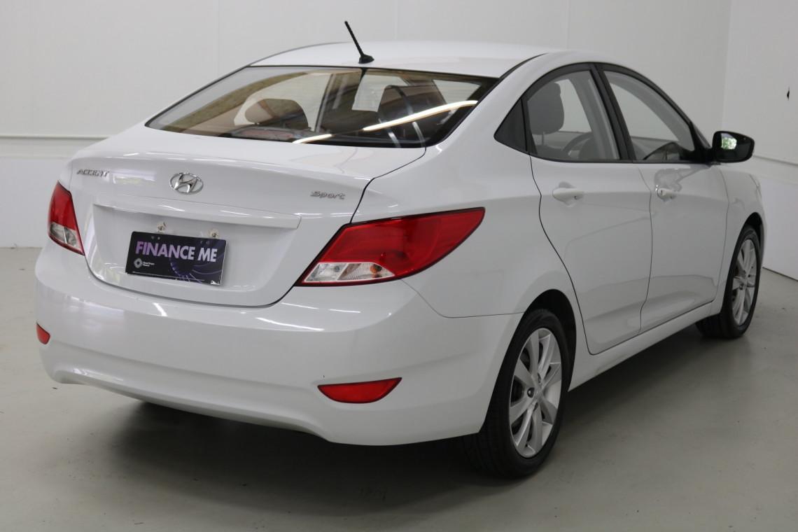 2018 MY19 Hyundai Accent RB6 MY19 SPORT Sedan Image 14