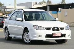 Subaru Impreza AWD S MY06