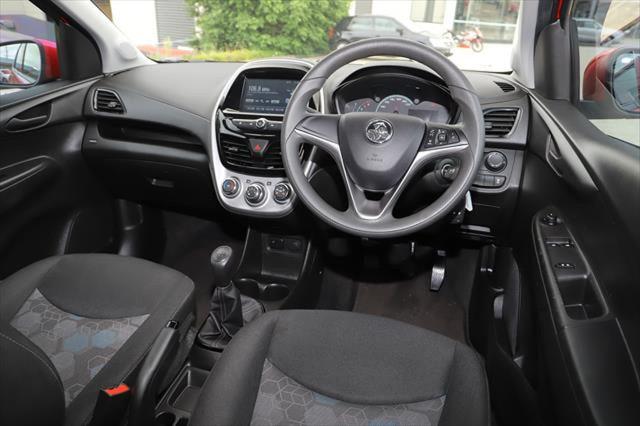 2016 Holden Spark MP MY16 LS Hatchback Image 11