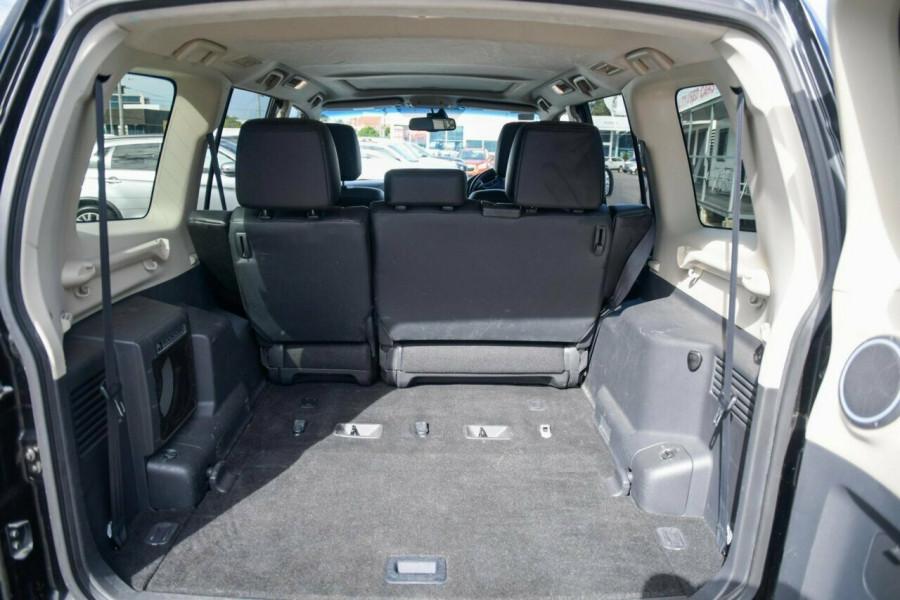 2017 Mitsubishi Pajero NX MY17 Exceed Suv