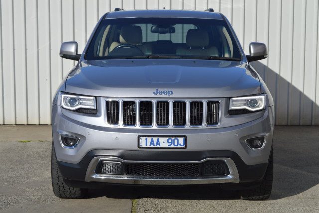 2013 Jeep Grand Cherokee Limited 21 of 27